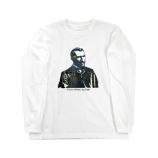 フィンセント・ファン・ゴッホ Vincent Willem van Gogh ロングスリーブTシャツ