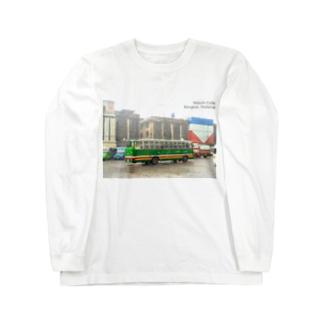 Bangkok, Thailand ロングスリーブTシャツ