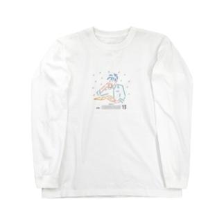 【2018.07.13】新井リオの英語日記グッズ ロングスリーブTシャツ