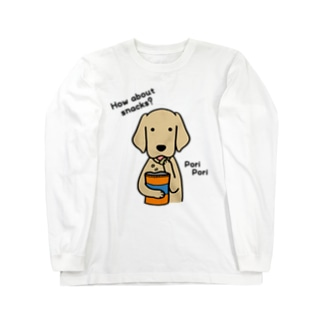 poripori 2 ロングスリーブTシャツ