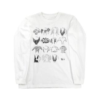 14dogs&I ロングスリーブTシャツ