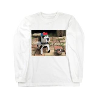 いぬくん ロングスリーブTシャツ