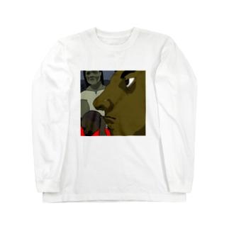 ghetto ロングスリーブTシャツ