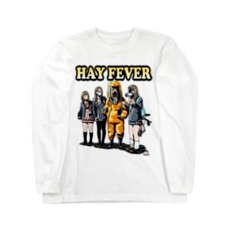 HAY FEVER ロングスリーブTシャツ