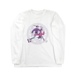 KUNG-FU ロングスリーブTシャツ