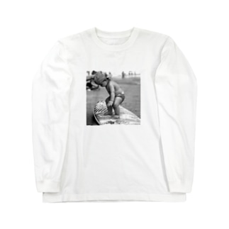 SURF BABY ロングスリーブTシャツ