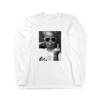 FUCK BABY ロングスリーブTシャツ