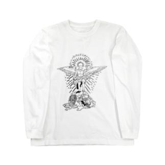 大天使の逆鱗 ロングスリーブTシャツ