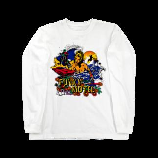 JOKERS FACTORYのFUNKY MOTEL ロングスリーブTシャツ