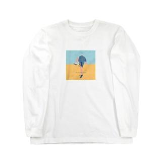 【2018.09.02】新井リオの英語日記グッズ ロングスリーブTシャツ