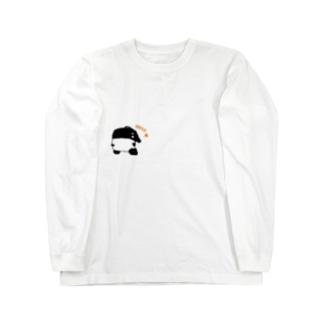 バクちん ロングスリーブTシャツ