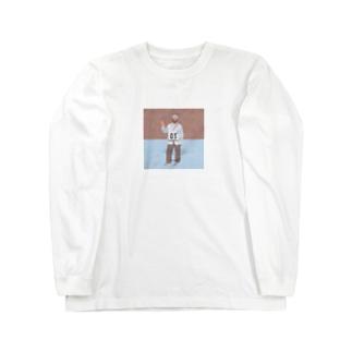 【2018.09.03】新井リオの英語日記グッズ ロングスリーブTシャツ