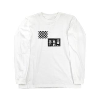 おっさん3 ロングスリーブTシャツ