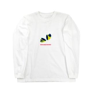 NEON LEMON RECORDS® オフィシャル ロングスリーブTシャツ