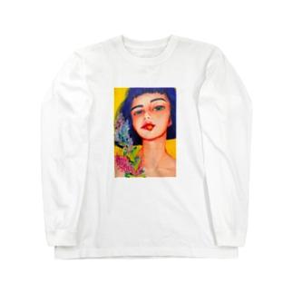 💐 ロングスリーブTシャツ