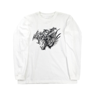 SHISHIN ロングスリーブTシャツ