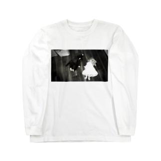 サスペンス ロングスリーブTシャツ