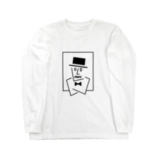 daydreaming ロングスリーブTシャツ