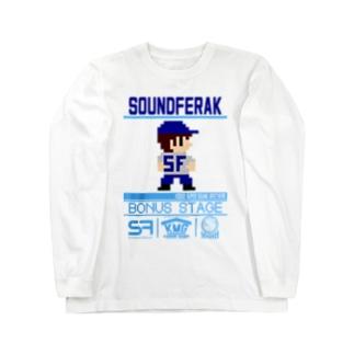 SF sound brothers ロングスリーブTシャツ
