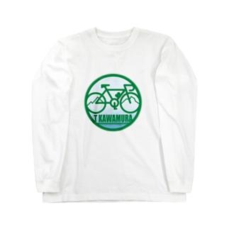 パ紋No.3300 T KAWAMURA ロングスリーブTシャツ