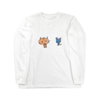 なかよし 01 ロングスリーブTシャツ
