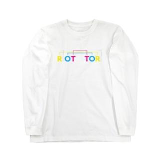 Pandora BOX ロングスリーブTシャツ