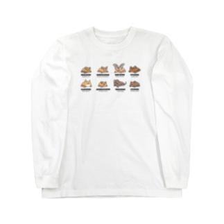 Bat Company(カラー) ロングスリーブTシャツ