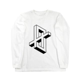zero ロングスリーブTシャツ