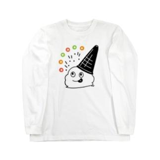 アイスクリームマン ロングスリーブTシャツ