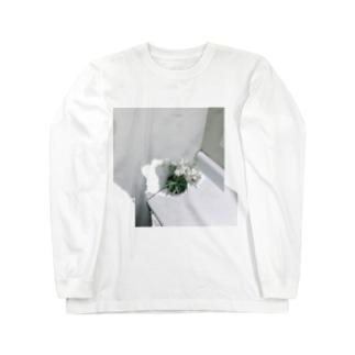 窓 ロングスリーブTシャツ