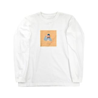 【2018.11.07】新井リオの英語日記グッズ ロングスリーブTシャツ