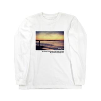 L/S ロングスリーブTシャツ