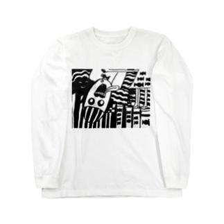 Candy ロングスリーブTシャツ