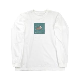 【2019.01.17】新井リオの英語日記グッズ ロングスリーブTシャツ