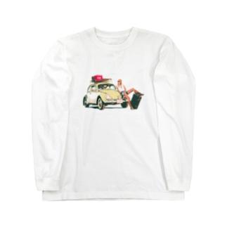 OLDIES ロングスリーブTシャツ