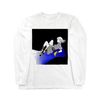 Cosmic you ロングスリーブTシャツ