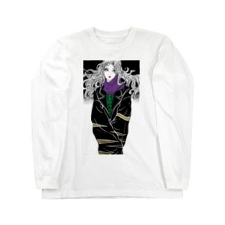 Midnight ロングスリーブTシャツ