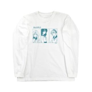 80sGIRLS ロングスリーブTシャツ