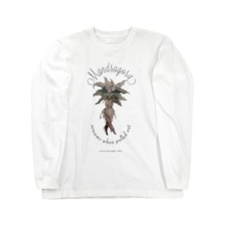 マンドラゴラ ロングスリーブTシャツ