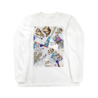 ファッションブレッド ロングスリーブTシャツ