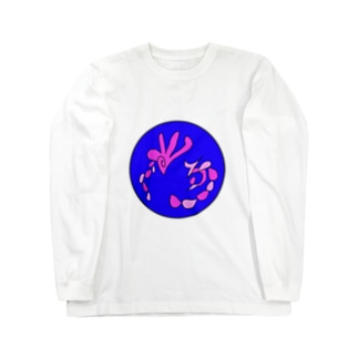 JUNSENSETA(瀬田純仙)古代絵者2B ロングスリーブTシャツ
