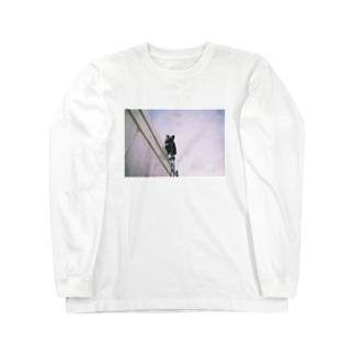 わたしのともだち ロングスリーブTシャツ