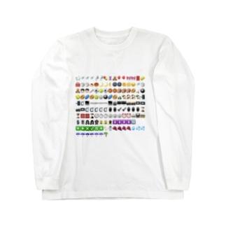 娘のいたずらツイート ロングスリーブTシャツ