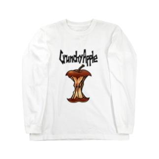 Crunchy Apple ロングスリーブTシャツ