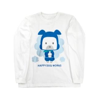HAPPYDOG【LINEスタンプ】忍者 ロングスリーブTシャツ