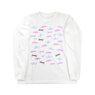 女の子のキモチ ロングスリーブTシャツ
