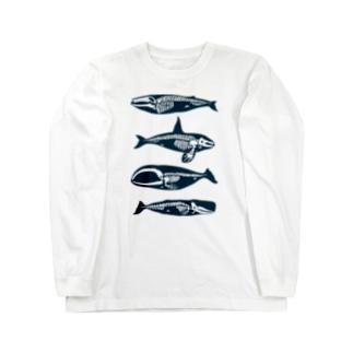 whalebone ロングスリーブTシャツ
