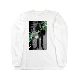 【舎弟運UP !】Green-Hyde ロングスリーブTシャツ