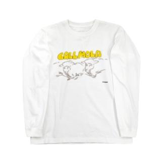 CALL MOLA ロングスリーブTシャツ