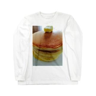 ホットケーキ ロングスリーブTシャツ